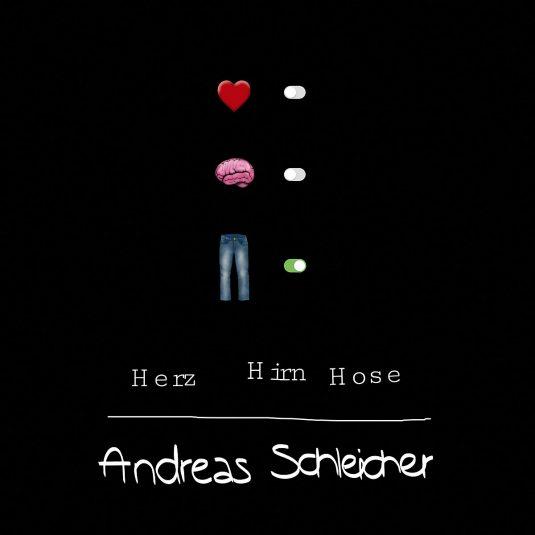 AlbumcoverHert-hirn-hose